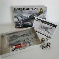 Kyпить Revell P-51B/C Mustang -1:48 Scale Model Airplane Kit with Paints на еВаy.соm