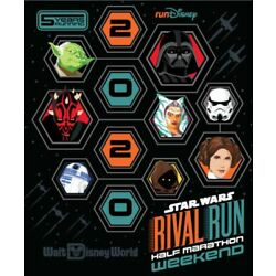 Star Wars Rival Run 2020 Magicband Limited Edition 1000 NEW In box