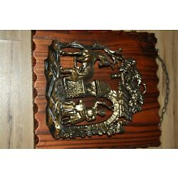Wall Plaque made in West Germany