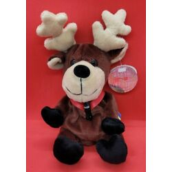 1999 BALTIC the REINDEER COCA COLA SWEDEN #0222 COLLECTIBLE PLUSH - MWMT