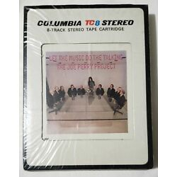 The Joe Perry Project ''Let The Music Do The Talking'' 8 Track Tape Cartridge [Sea