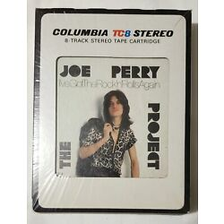 The Joe Perry Project ''I've Got The Rock 'N' Rolls Again '' 8 Track Tape Cartridg