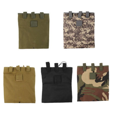 img-Nylon MOLLE Accessory Pouch Utility Bag for Tactical Vest or Belt