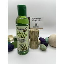 Africas Best Orig Olive  clove Oil Therapy 6 Ounce 177ml