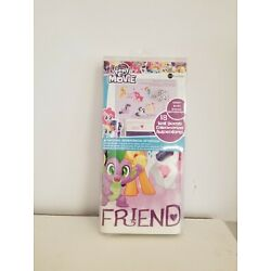 My Little Pony The Movie Glitter 18 Wall Decals Free Shipping