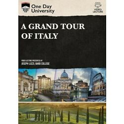 A Grand Tour Of Italy [New DVD]