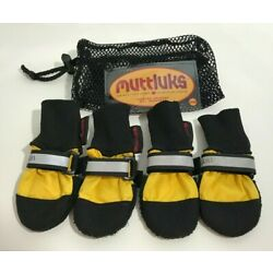 Muttluks Dog Boots Top Quality Leather Size XXS
