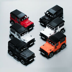 LCD 1:64 Land Rover Defender 90 70th anniversary Diecast Model Car