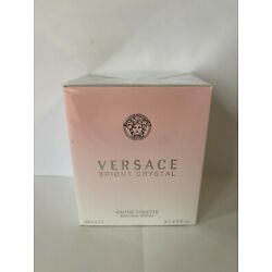 Versace Bright Crystal 3.0 oz Perfume for Women New In Box