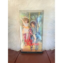 Pink Label Disney Mary Poppins Jane & Michael Barbie Collector