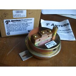 NEW Antunes SMD1203090 L37-511 Air Differential Pressure Switch 0.17'' - 6.0'' WC