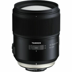 Tamron SP 35mm f/1.4 Di USD Lens for Canon EF - AFF045C-700