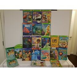 LEAPFROG LEAPREADER BOOKS Lot of 21 all leapreader compatible  Shipping Included