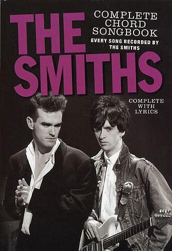 The Smiths Complete Chord Songbook Guitar & Lyrics Book THIS ...