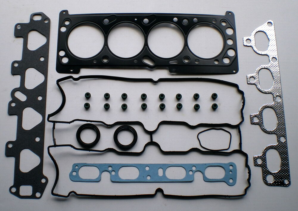 head gasket set astra g meriva a vectra c zafira a b 1 6. Black Bedroom Furniture Sets. Home Design Ideas