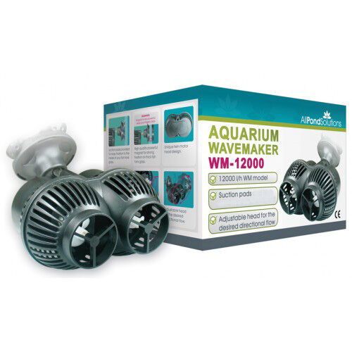Aquarium marine wavemaker circulation fish tank pump for Fish tank wave maker