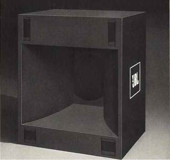 Jbl 4560 Bass Bin Speaker Plans Ebay