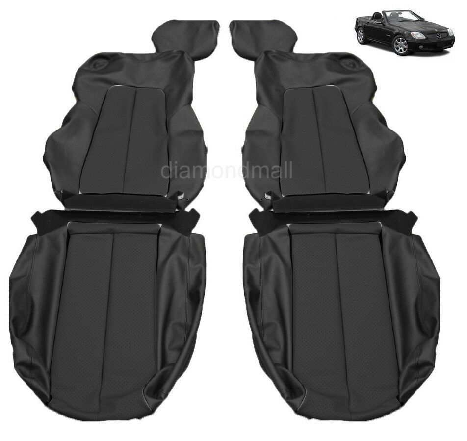 Mercedes slk320 slk230 roadster r170 mb tex seat covers for Mercedes benz driver seat replacement