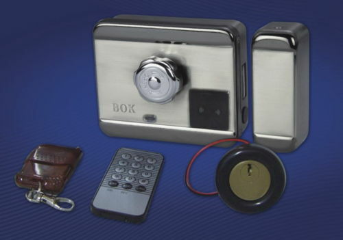 Remote Programmable Keyless Intercom Electronic Lock Ebay