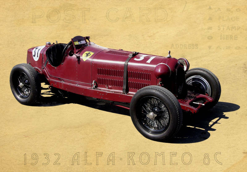 1932 alfa romeo 8c formula 1 grand prix vintage classic. Black Bedroom Furniture Sets. Home Design Ideas