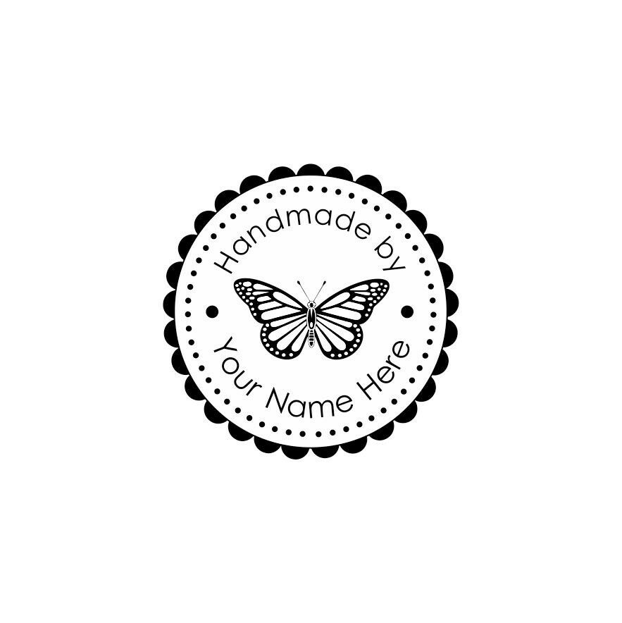 Personalized custom made rubber stamps unmounted h21 ebay for Custom craft rubber stamps