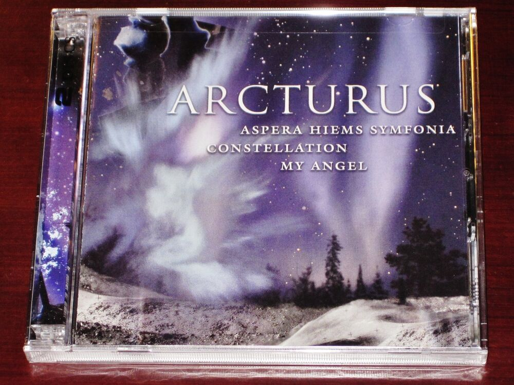 Arcturus - Aspera Hiems Symfonia, Constellation And My Angel