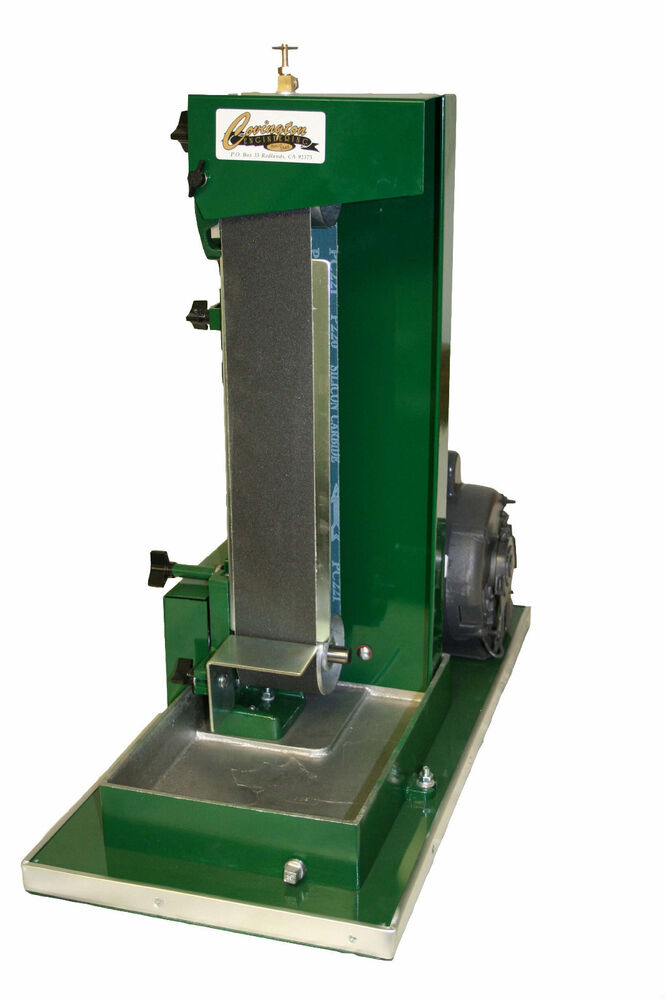 Covington Deluxe Commercial Wet Belt Sander Lapidary