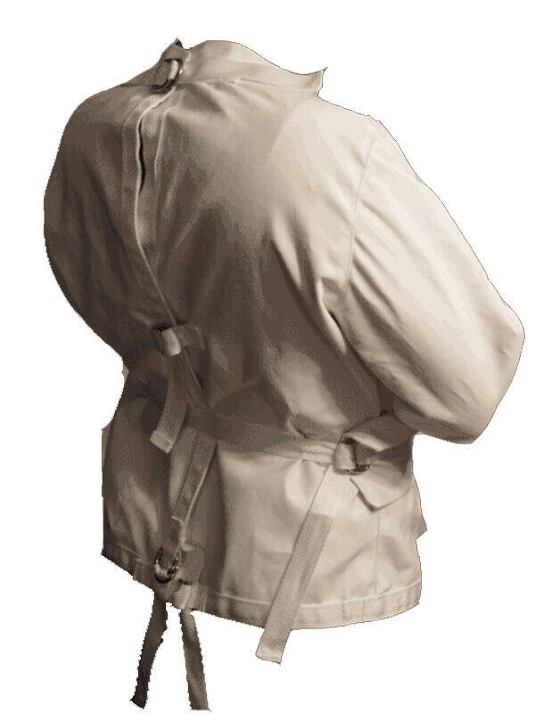 NEW!! Restraint Strait Straight Jacket White- small | eBay
