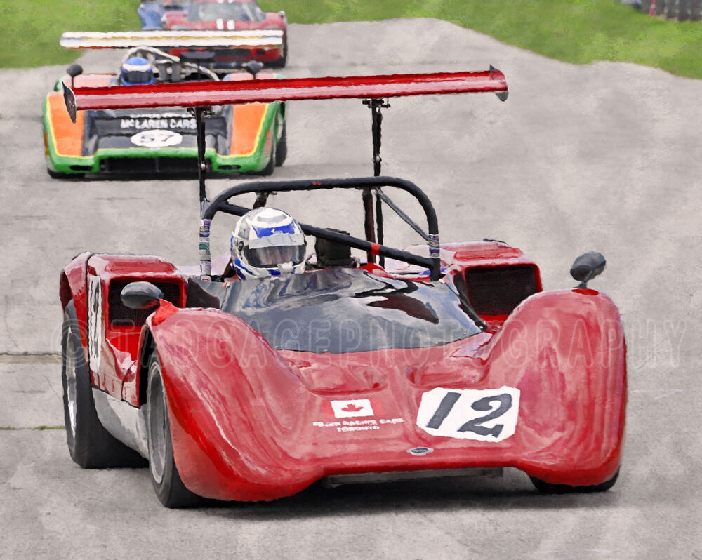 1967 Chinook MK5 Can Am Vintage Classic Race Car CA