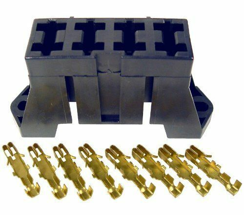 Crimp Terminals Fuse Box Type Under Dash Pack Of 8