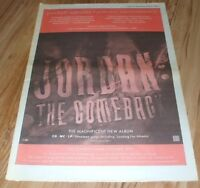 Prefab sprout-1990 poster size press advert