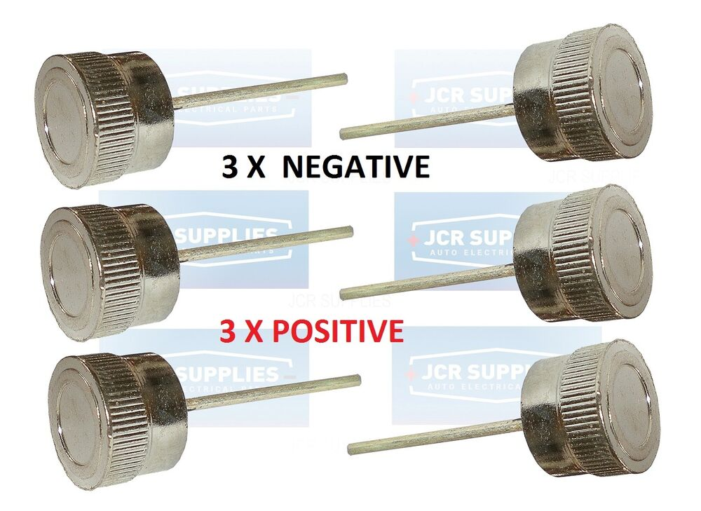BOSCH ALTERNATOR RECTIFIER DIODE PACK DIODES 50amps 3X POS ...