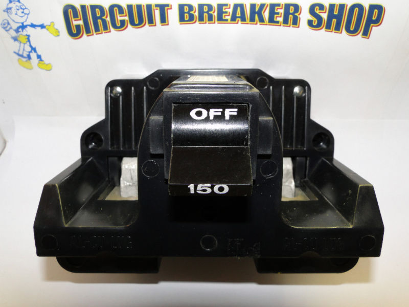 fpe 2b150a main circuit breaker new in box