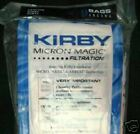 GENUINE KIRBY VACUUM 9 pack ALLERGY BAGS G3 G4 G5 G6 G7