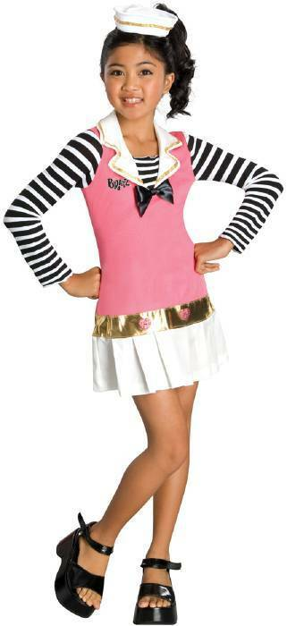 Sea Fairinu0026#39; Sweetie Bratz Sailor Dress Up Child Costume | EBay