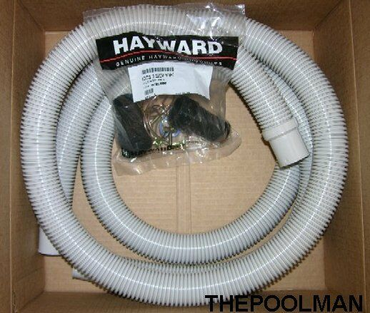 Hayward Ec1155 Suction And Discharge 1 5 Quot Hose Package For