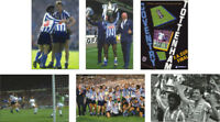 Coventry City FA Cup Winners 1987 POSTCARD Set
