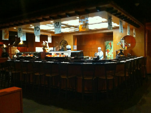 sushi bar counter hibachi teppanyaki grill tables ebay. Black Bedroom Furniture Sets. Home Design Ideas