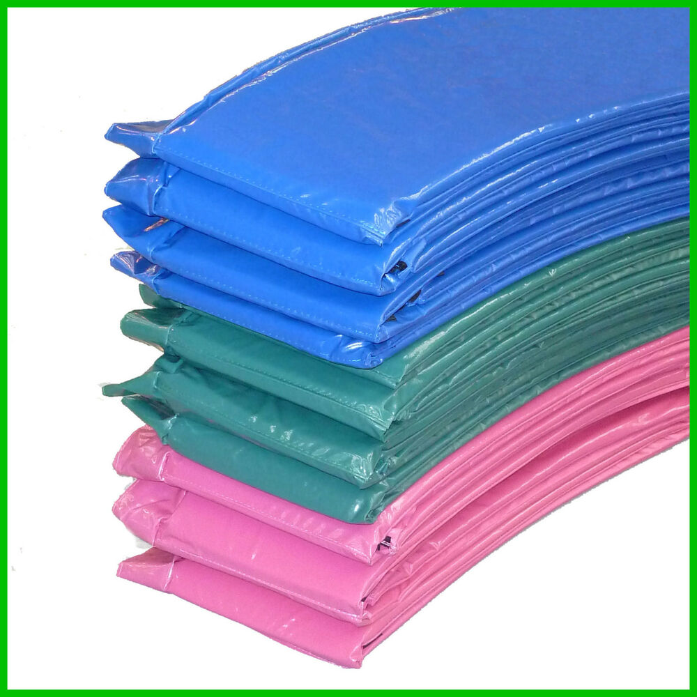 Replacement Premium Pvc Trampoline Padding Pad Surround Ebay
