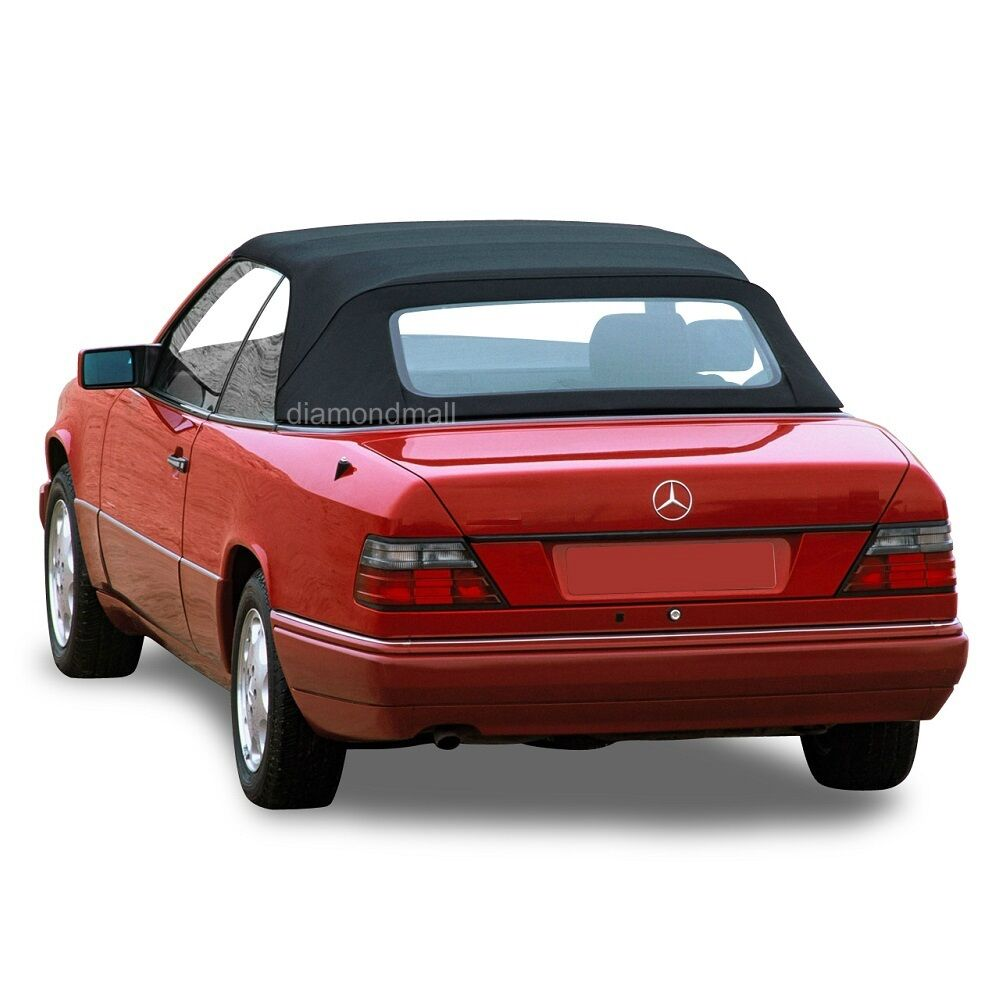 Mercedes w124 e320 300ce 1992 1995 convertible soft top for Mercedes benz w124 parts