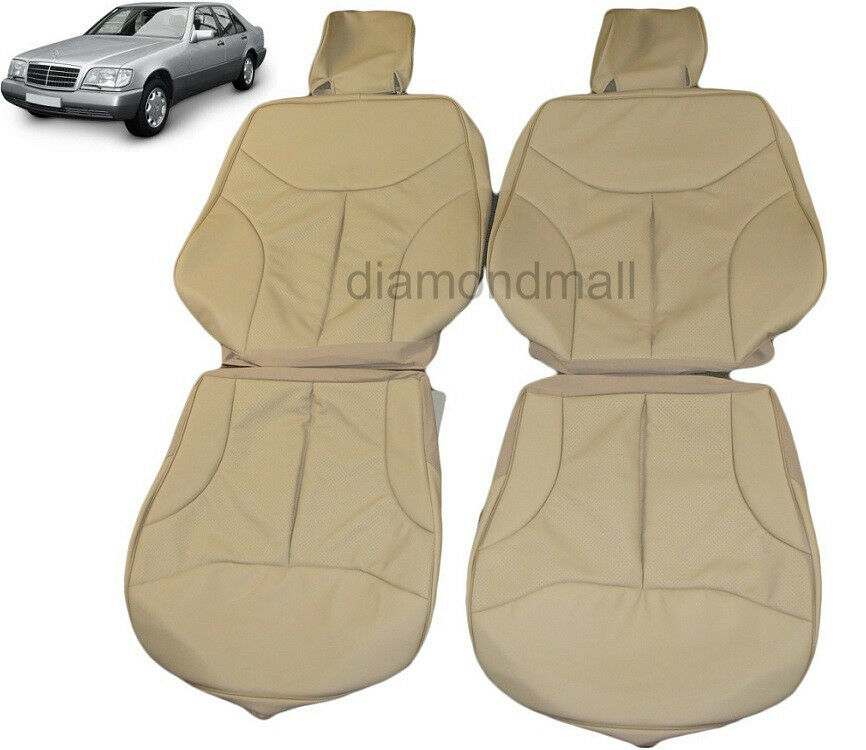 mercedes w140 s class 1991 1999 leather seat covers