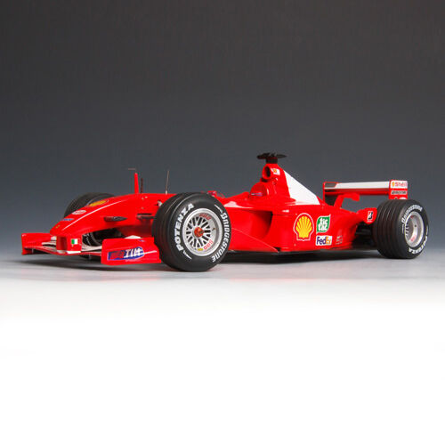 ferrari f2001 michael schumacher - photo #24