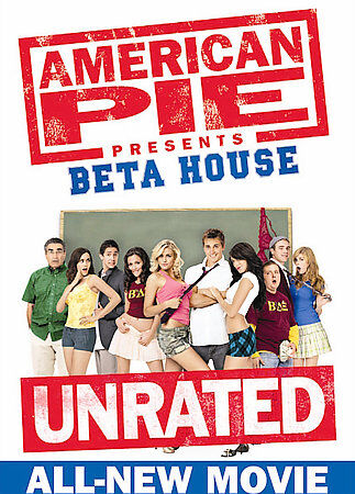 american pie presents beta house dvd 2007 unrated