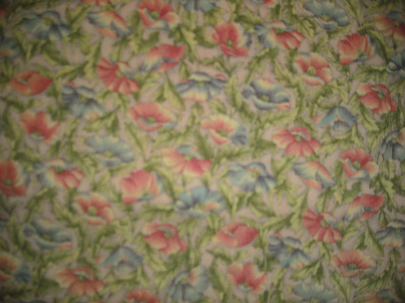 Quilt Patterns With Floral Fabric : HOFFMAN Vintage Floral QUILT FABRIC eBay