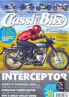 CLASSIC BIKE-MARCH 2010 issue (NEW COPY)