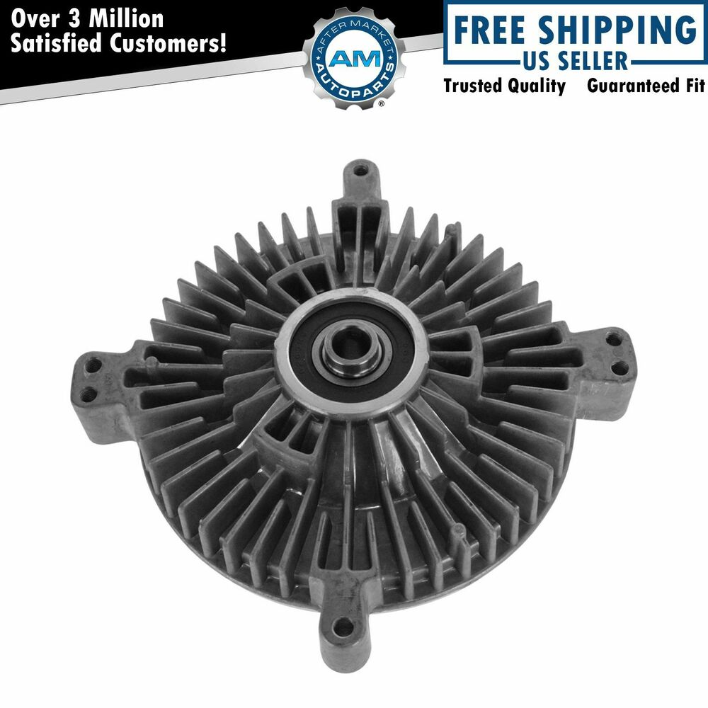 Radiator cooling fan clutch for 400 500 cl mercedes benz s for Mercedes benz fans