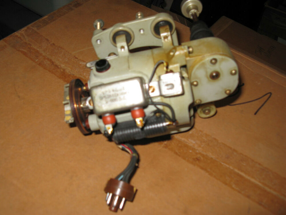 Bell Howell Jan 16mm Projector Drive Motor Assembly Ebay