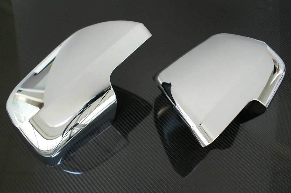 2008 2012 Ford Escape Chrome Mirror Cover Ebay