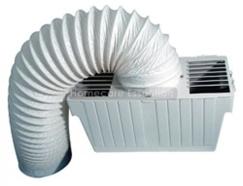 Clothes Dryer Vent Box ~ Universal indoor tumble dryer condenser