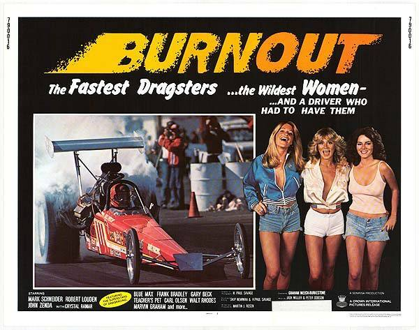 1979 Movie Posters: FUEL INJECTED DRAGSTERS/AUTO RACING Orig 1979 Movie Poster